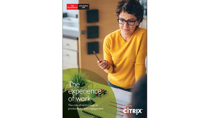 Citrix experience work whitepaper
